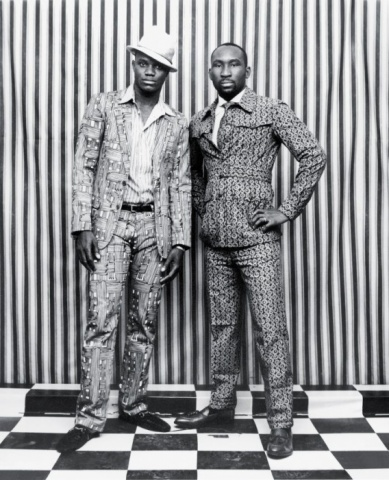 I Nagroda 53. edycji World Press Photo w kategorii: Arts and Entertainment Singles, Malick Sidibe, Mali, for The New York Times Magazine, Fashion portfolio: Prints and the Revolution, Mali